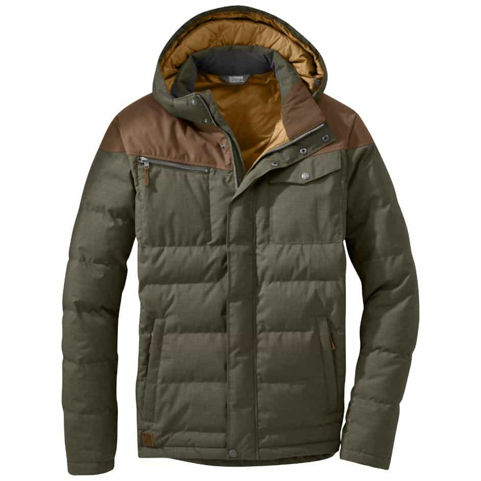 Outdoor Research-Whitefish Down Jacket - Men's