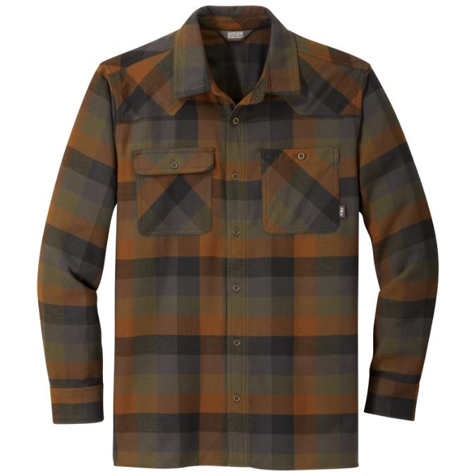 Outdoor Research-Feedback Flannel Shirt - Men's