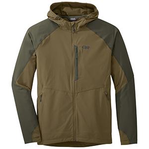 Outdoor Research-Ferrosi Hooded Jacket - Men's
