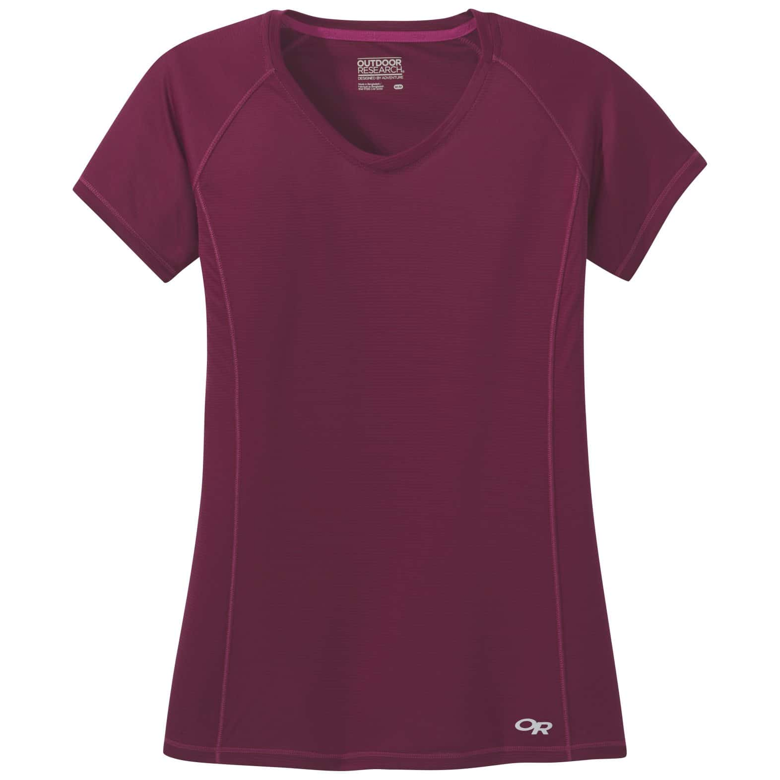 Outdoor Research-Echo Short-Sleeve Tee - Women's