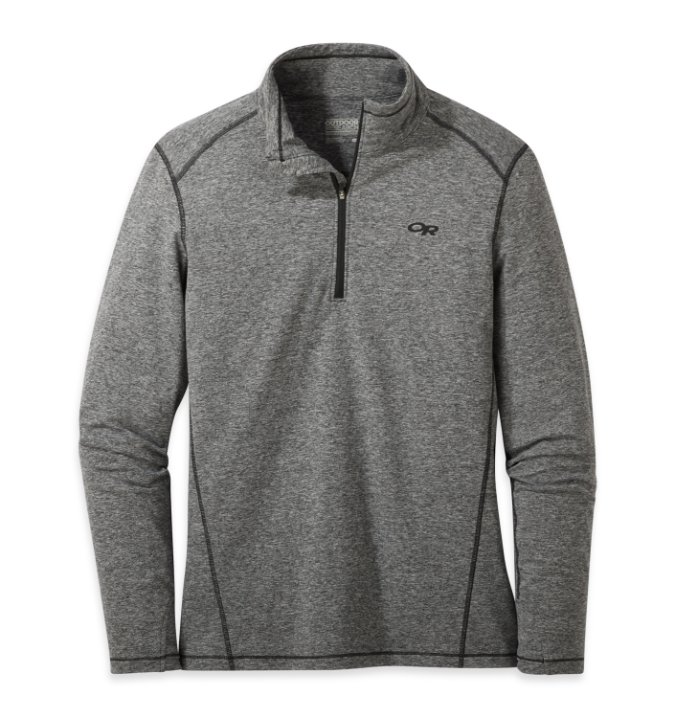 Outdoor Research-Baritone 1/4 Zip - Men's