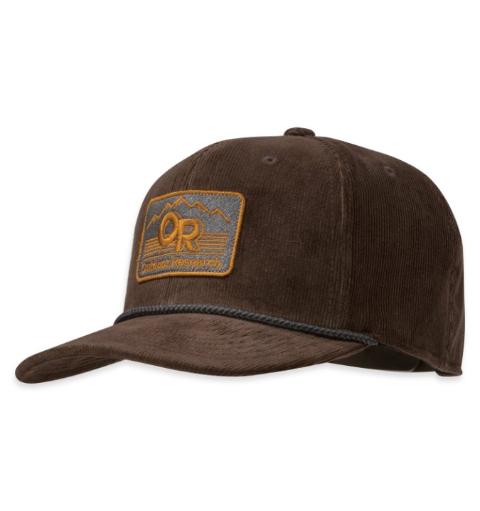 Outdoor Research-Advocate Cord Trucker Cap
