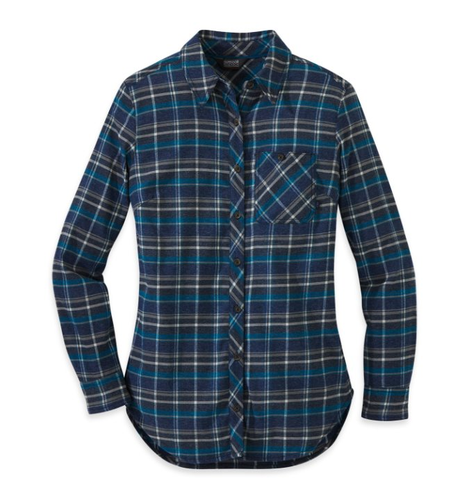 Outdoor Research-Kulshan Flannel Tunic - Women's