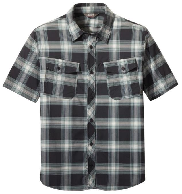 Outdoor Research-Wanderer Short-Sleeve Shirt - Men's