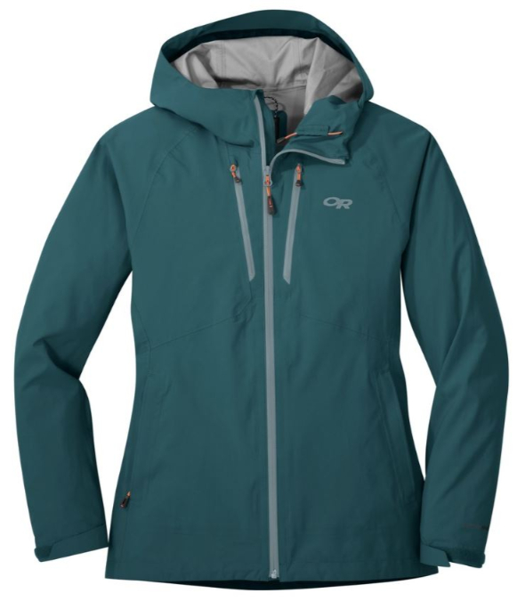 Outdoor Research-MicroGravity AscentShell Jacket- Women's