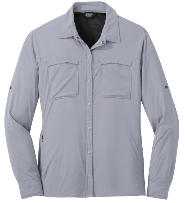 Outdoor Research-Optimist Long-Sleeve Shirt - Women's