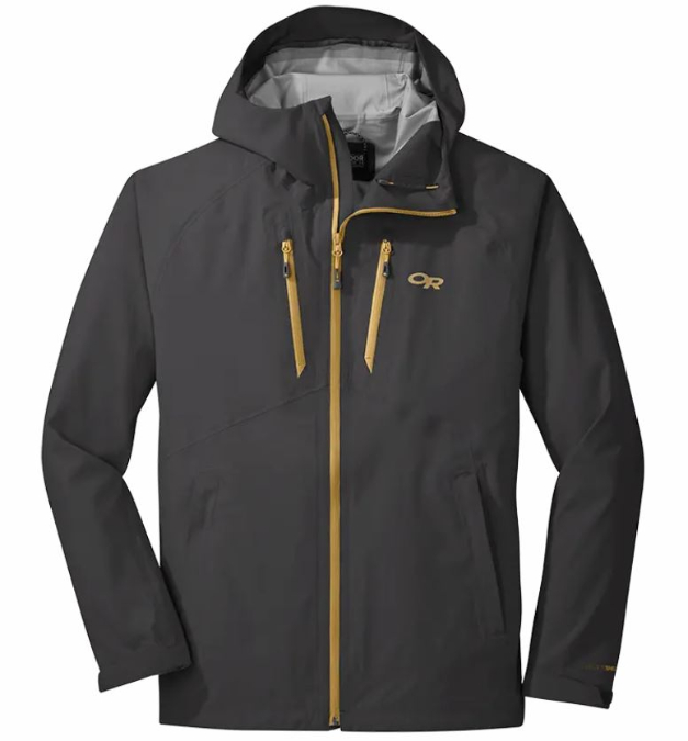 Outdoor Research-MicroGravity AscentShell Jacket - Men's