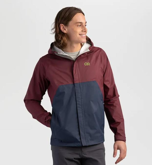 Outdoor Research-Apollo Rain Jacket - Men's