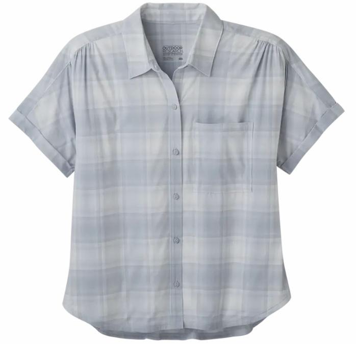 Outdoor Research-Astroman Short-Sleeve Sun Shirt - Women's