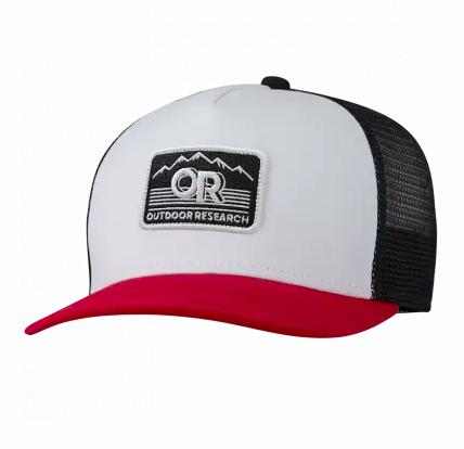 Outdoor Research-Advocate Trucker Cap - Black