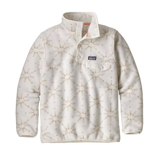 Patagonia-Lightweight Synchilla Snap-T Pullover - Girl's