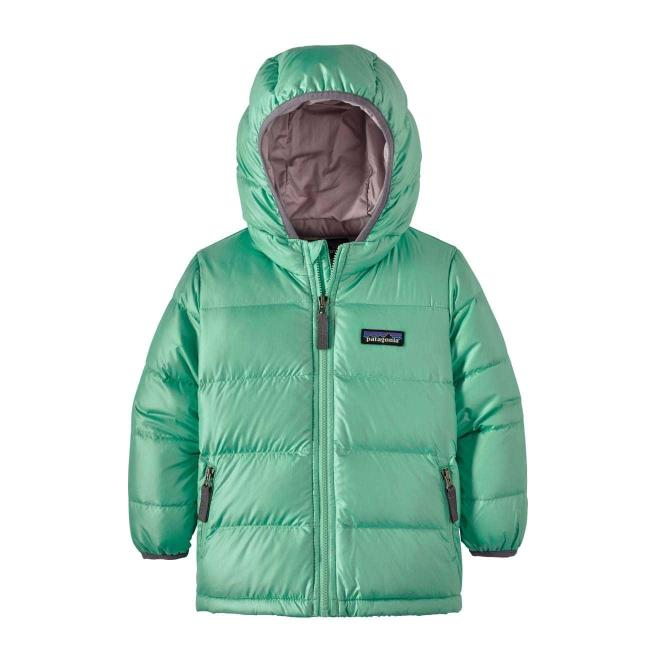 Patagonia-Infant Hi-Loft Down Sweater Hoody