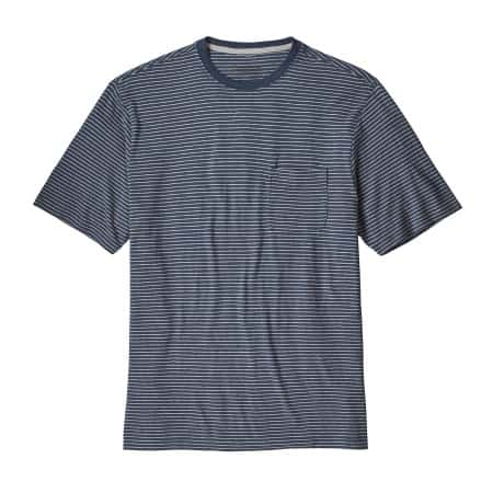 Patagonia-Trail Harbor Pocket Tee - Men's