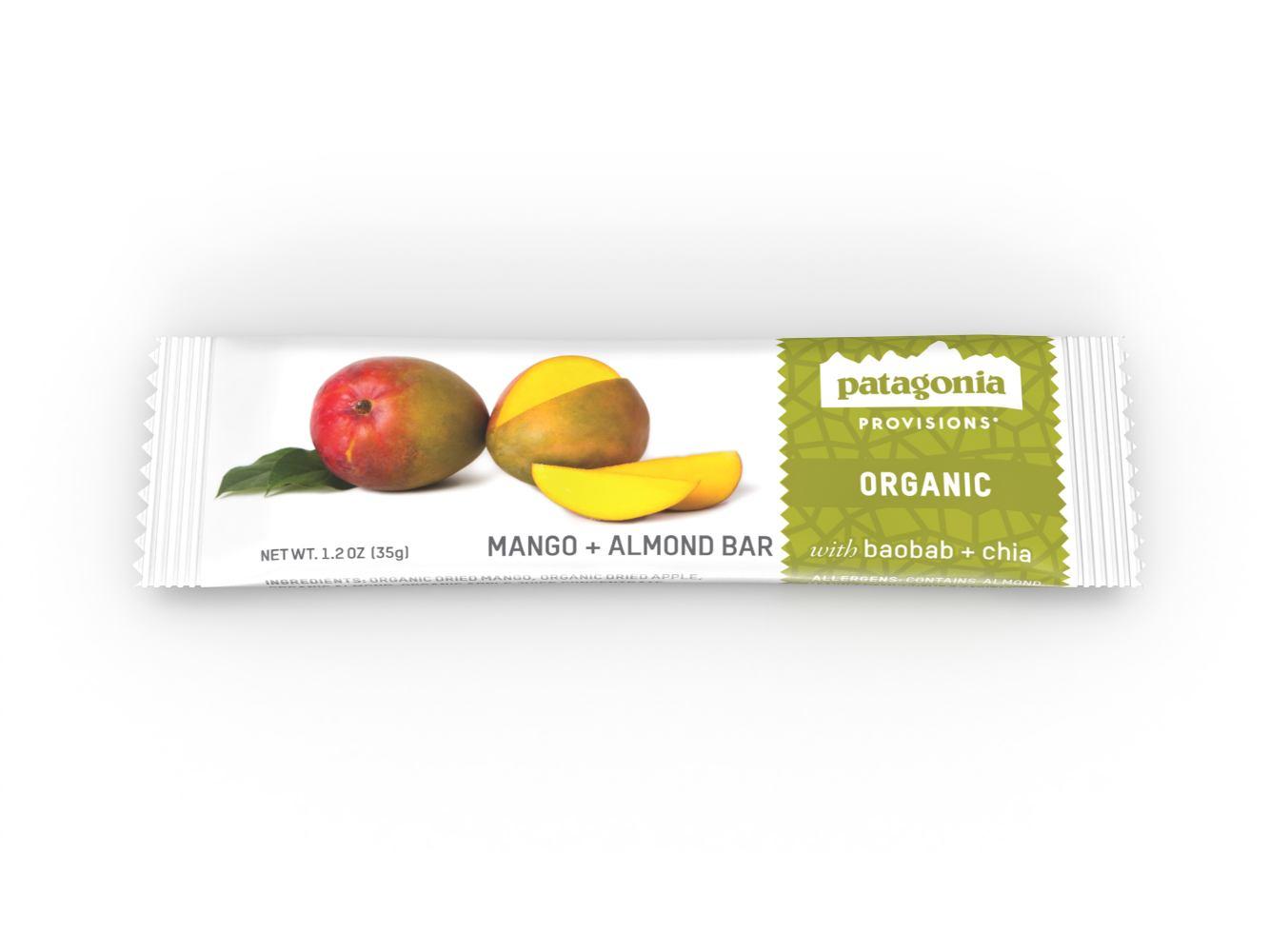 Patagonia Provisions-Organic Almond Bars