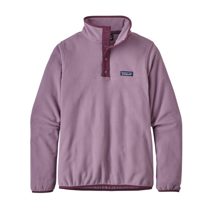 Patagonia-Micro D Snap-T Pullover - Women's