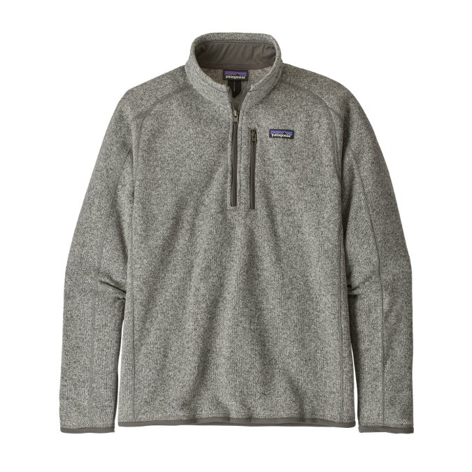 Patagonia-Better Sweater 1/4 Zip - Men's