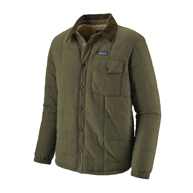 Patagonia-Isthmus Quilted Shirt Jacket - Men's