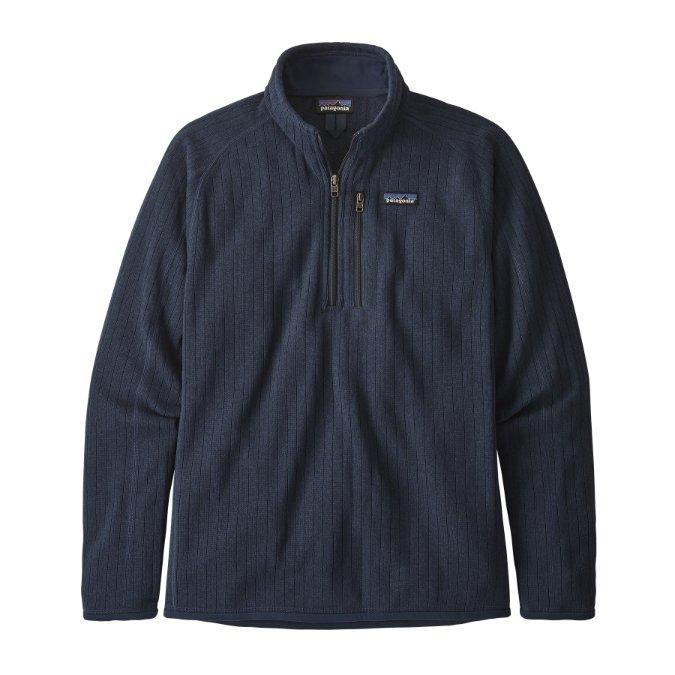 Patagonia-Better Sweater Rib Knit 1/4 Zip - Men's
