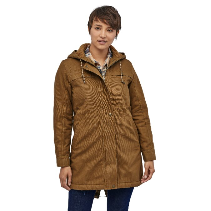 Patagonia-Insulated Prairie Dawn Parka - Women's