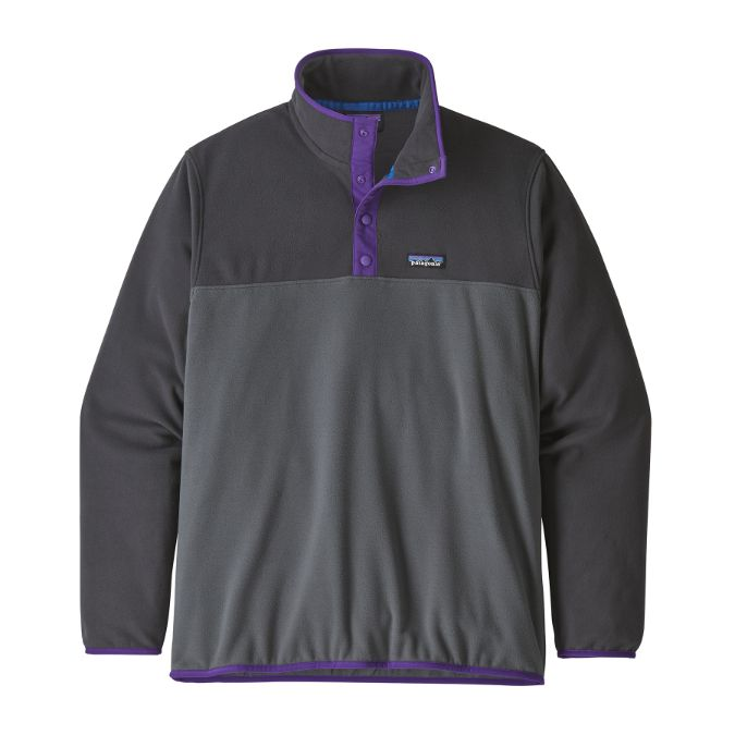 Patagonia-Micro D Snap-T Pullover - Men's