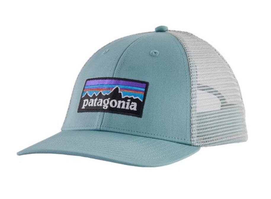 Patagonia-P-6 Logo LoPro Trucker Hat