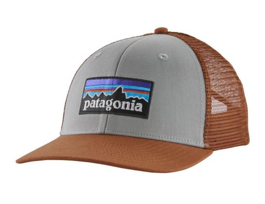 Patagonia-P-6 Logo Trucker Hat