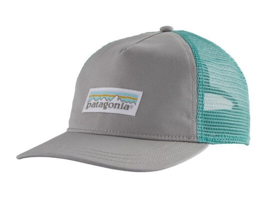 Patagonia-Pastel P-6 Label Layback Trucker Hat - Women's