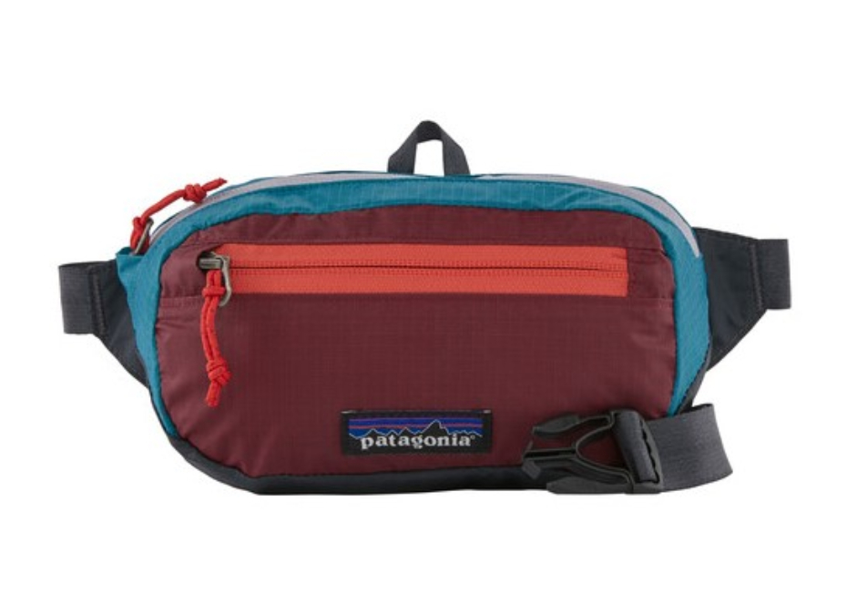 Patagonia-Ultralight Black Hole Mini Hip Pack