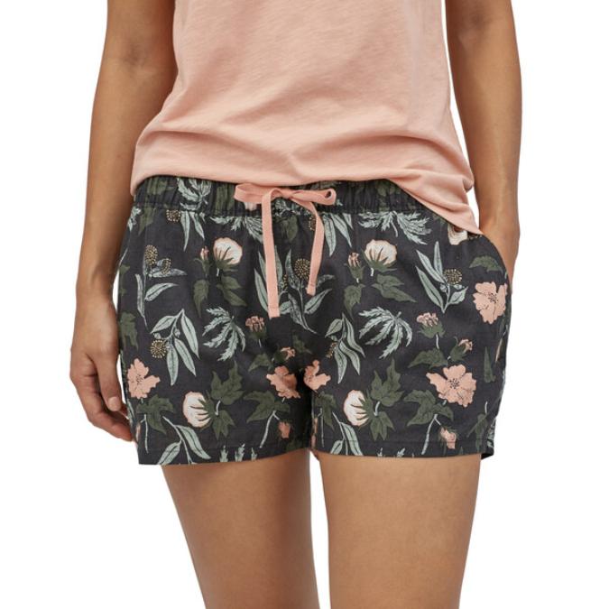 Patagonia-Island Hemp Baggies Shorts - Women's