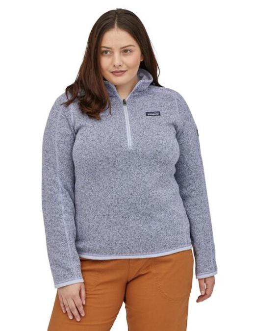 Patagonia-Better Sweater 1/4 Zip - Women's