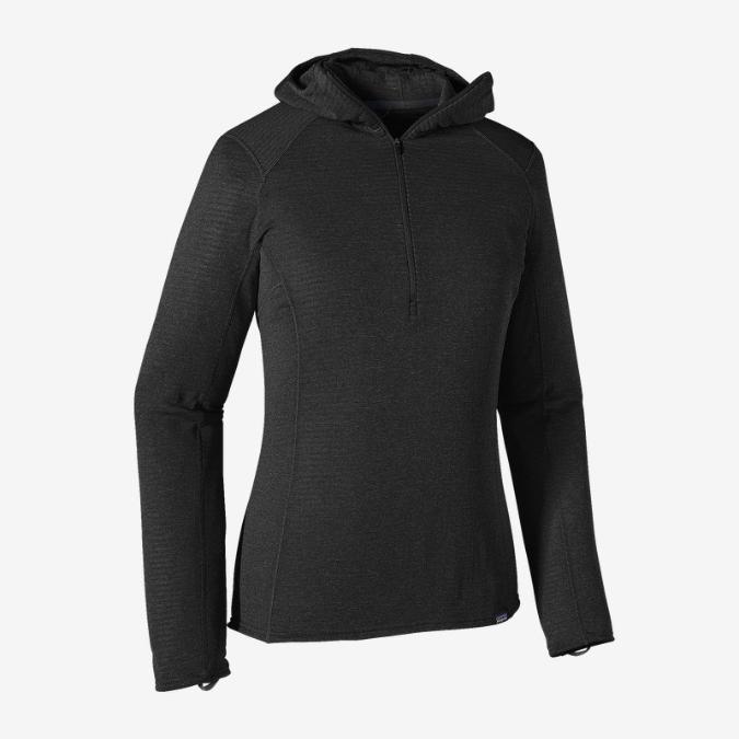 Patagonia-Capilene Thermal Weight Zip Neck Hoody - Women's