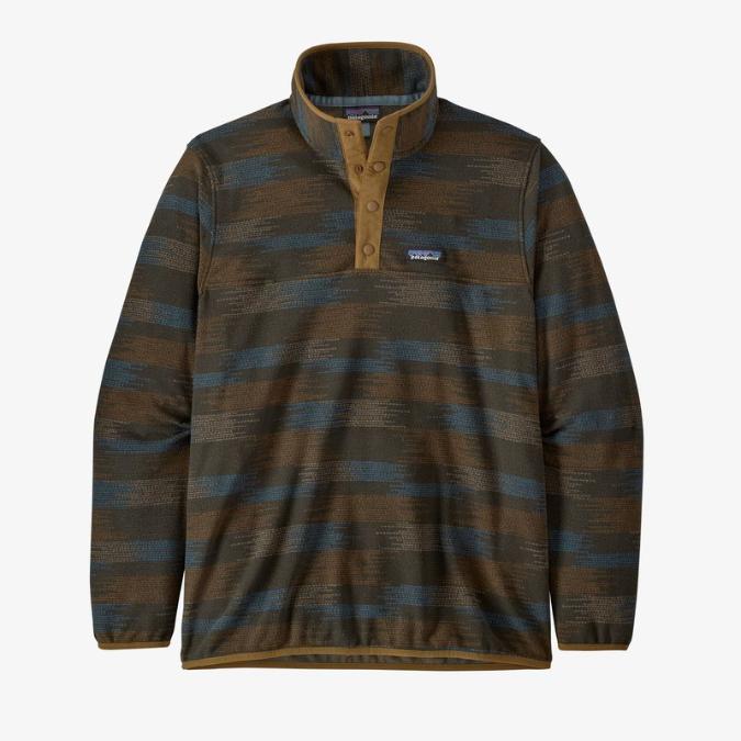 Patagonia-Micro D Snap-T Pullover - Men's