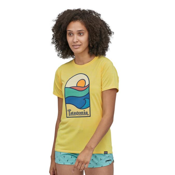 Patagonia-Capilene Cool Daily Graphic Shirt - Women's