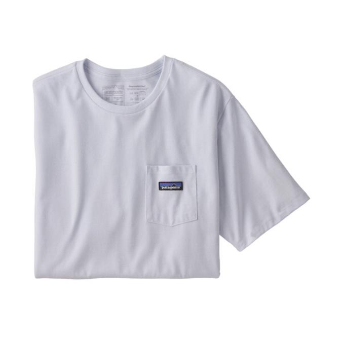 Patagonia-P-6 Label Pocket Responsibili-Tee - Men's