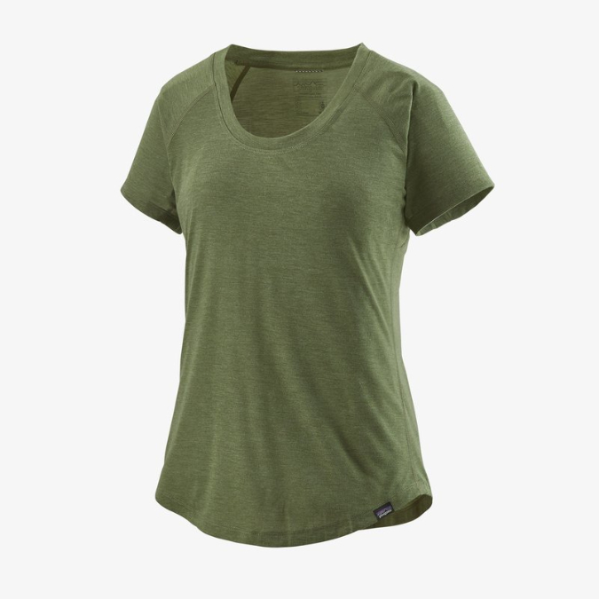 Patagonia-Capilene Cool Trail Shirt - Women's