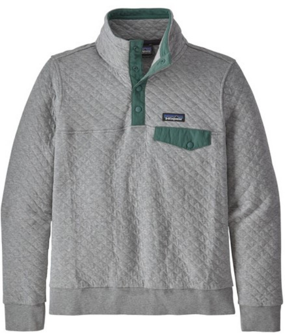 Patagonia-Organic Cotton Quilt Snap-T Pull Over - Women's