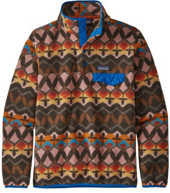 Patagonia-Lightweight Synchilla Snap-T Pullover - Women's