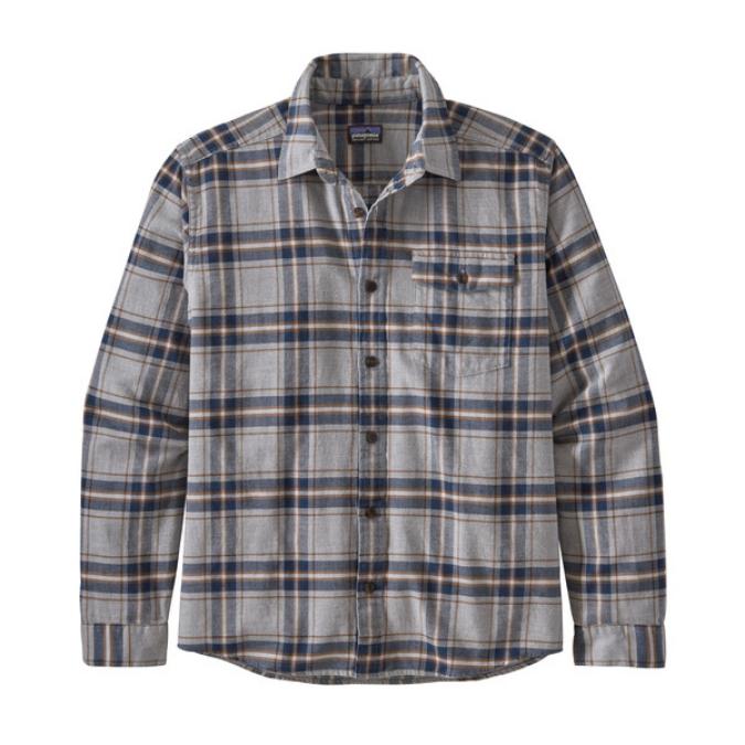 Patagonia-Lightweight Fjord Flannel Shirt - Men's