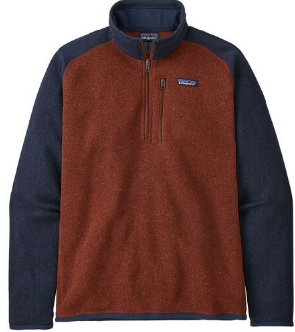 Patagonia-Better Sweater 1/4 Zip - Men's