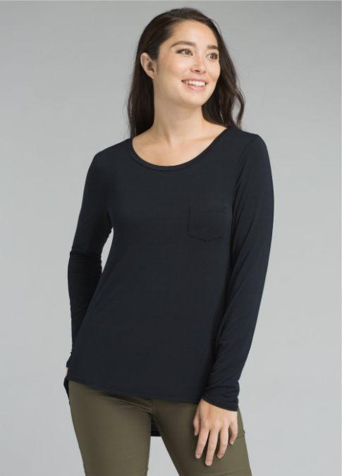 prAna-Foundation Long-Sleeve Tunic - Women's