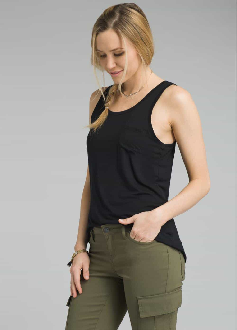 prAna-Foundation Scoop Neck Tank - Women's