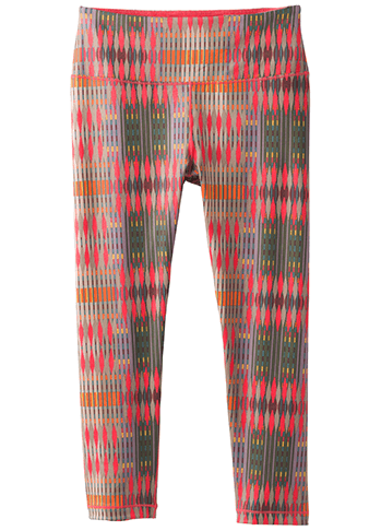 prAna-Pillar Printed Capri - Woman's