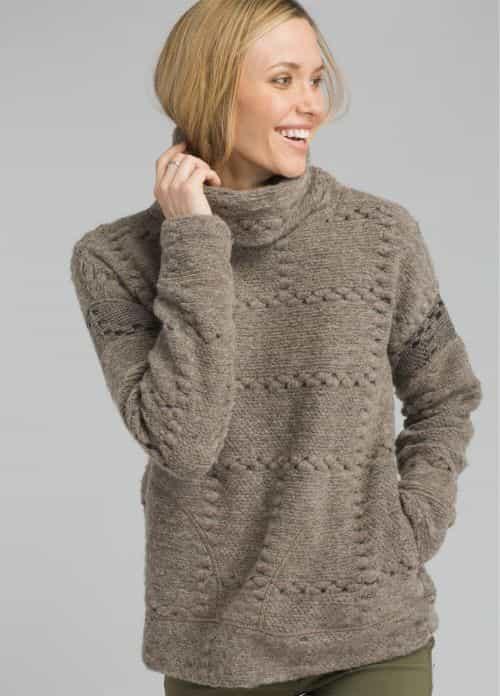 prAna-Crestland Pullover - Women's