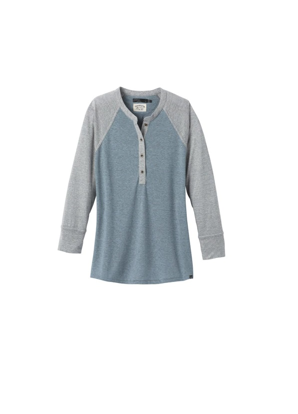 prAna-Cozy Up Henley - Women's