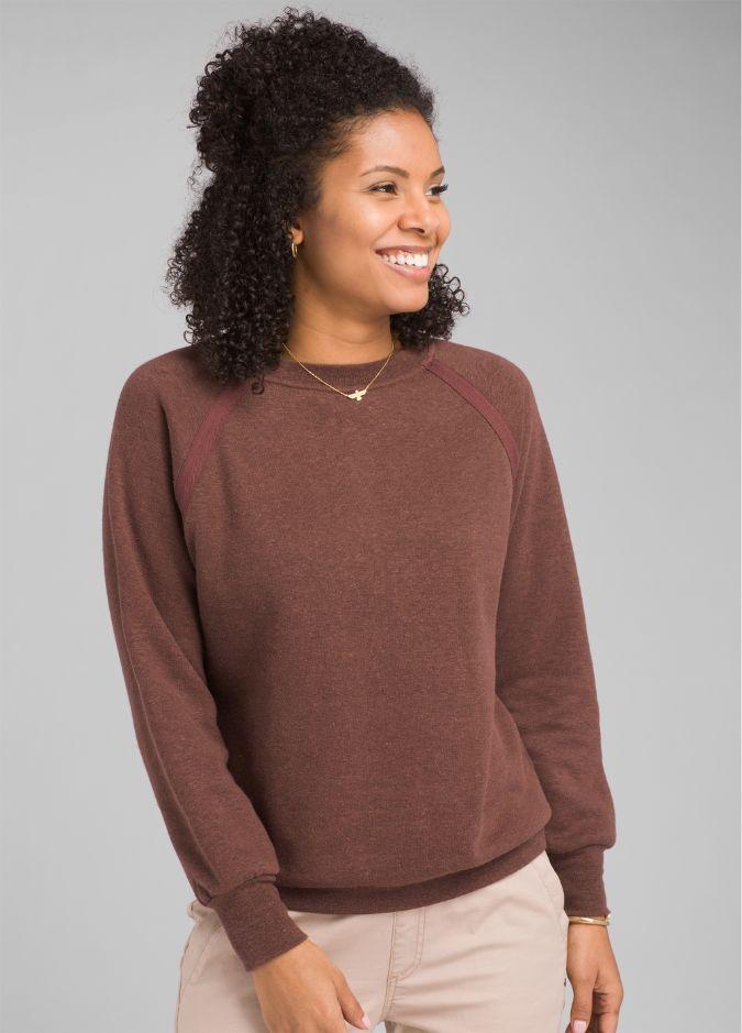 prAna-Cozy Up Sweatshirt - Women's