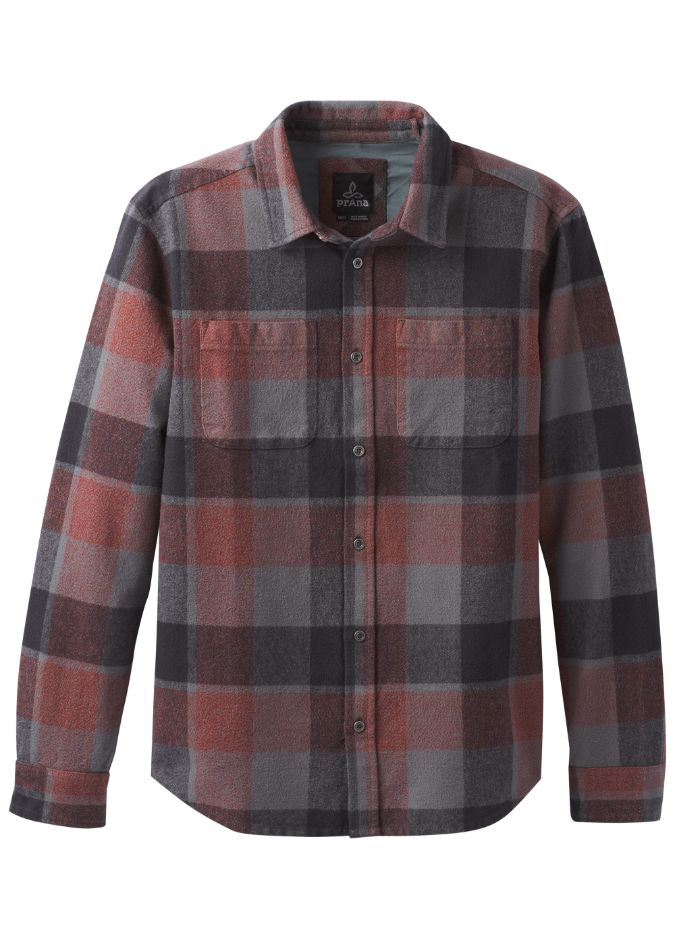 prAna-Brayden Flannel - Men's