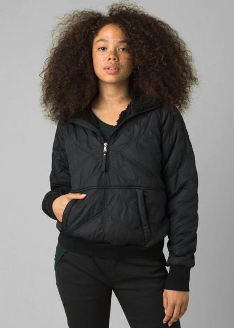 prAna-Esla Half Zip Pullover - Women's