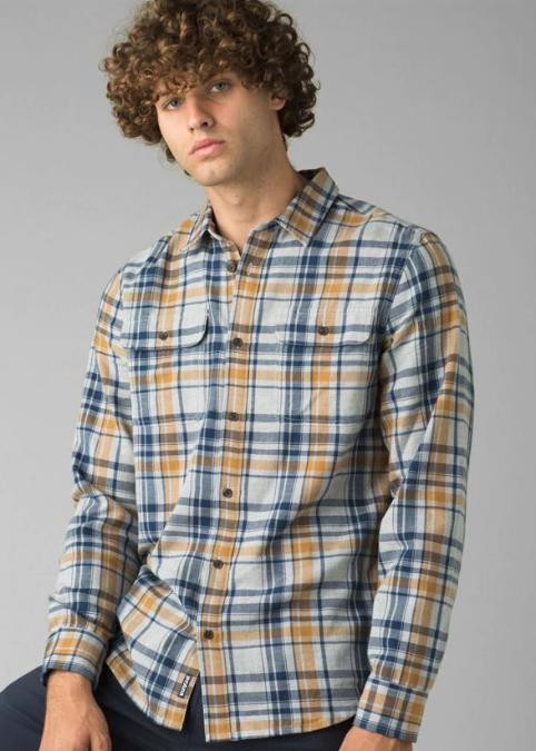 prAna-Edgewater Long-Sleeve Shirt - Men's