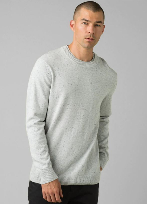 prAna-Driggs Crew Sweater - Slim - Men's