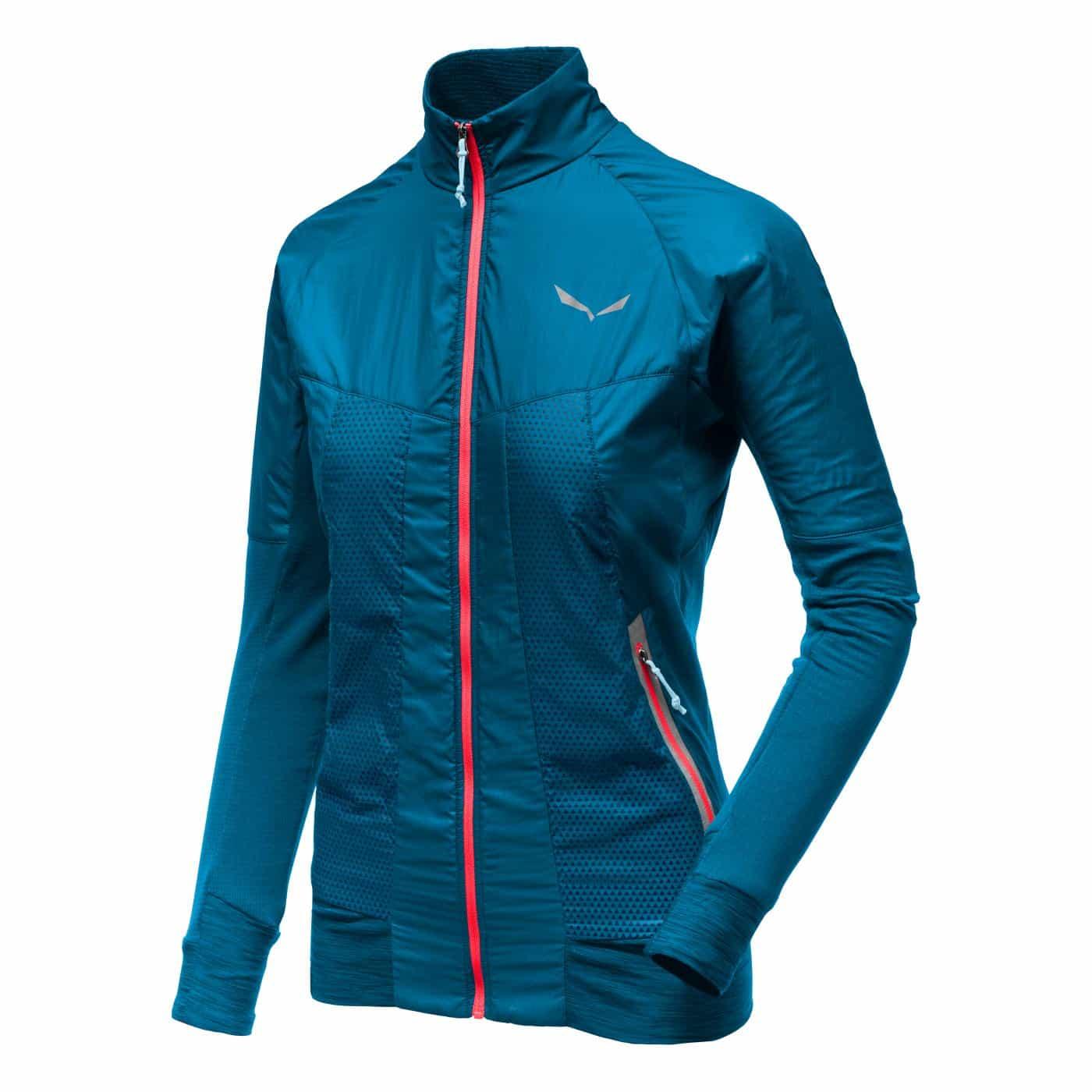 Salewa-Pedroc Hybrid Polartec Alpha Jacket - Women's